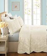 Macy Martha Stewart Pressed Flowers quilt