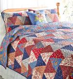 Virginia Patchwork Quilt