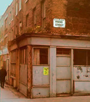 Goswell Road Friend Street from Alice better white 300