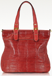 Forzieri Italian Leather Tote 175