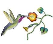 novica hummingbird wall art 175