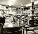 old fashioned drug store