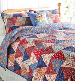 Virginia Patchwork Quilt