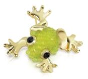 Forzieri Frog Brooch 175