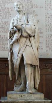 Newton statue Trinity175